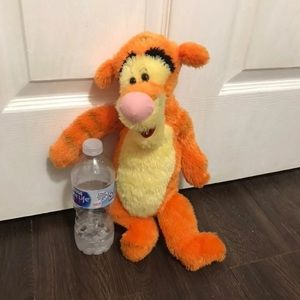 Tigger plush room decor